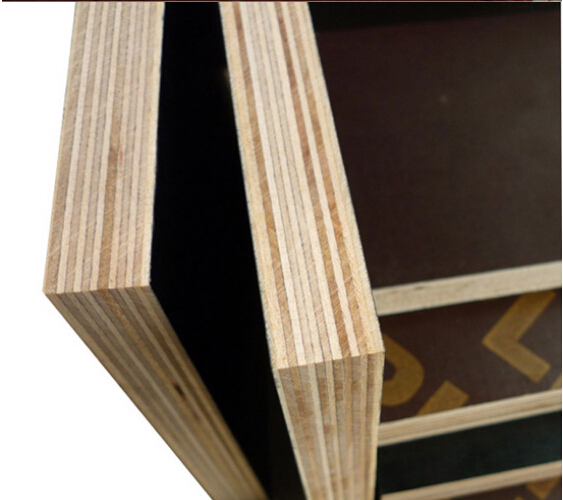 Quality hot sale 12mm black construction plywood/18mm shuttering plywood with cheap price for sale