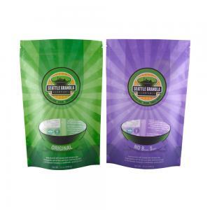 Buy cheap Sachets en matière plastique d'encens de fines herbes empaquetant, sac de SmallZipper from wholesalers