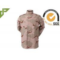 China O uniforme do combate da força aérea do deserto de 3 cores, forças armadas de Multicam camufla uniformes wholesale