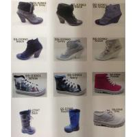 China Injection shoes(Canvas shoes, ladies dress shoes, boot) wholesale