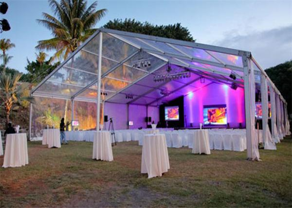Backyard Tent Party : Transparent outdoor tents for parties Backyard Party Tents Clear PVC
