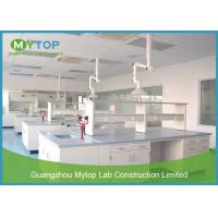 China Multi Function ESD Worktop Modular Lab Benches With Sinks For Physical Laboratory wholesale