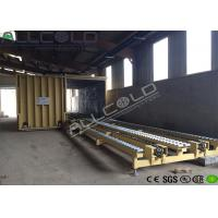 China 5 Pallets / Cycle Lettuce Vacuum Pre Cooling System 6.6X1.4X2.2 M Vacuum Chamber on sale