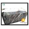 Xiamen Kungfu Stone Ltd supply Black Marquina Prefab Countertops In High quality