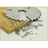 China Hard Metal Tungsten Carbide Tipped Tools , Carbide Tips For Saw Blades wholesale