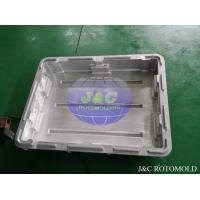 China Precision Rotational Moulding For Plastic LLDPE Case , Custom Roto Molding Service wholesale