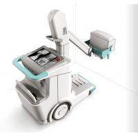 Mobile Medical DR Radiographic Digital X-Ray Machines 16Ma-200Ma