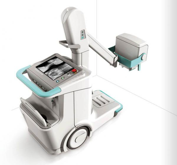 Quality Mobile Medical DR Radiographic Digital X-Ray Machines 16Ma-200Ma for sale