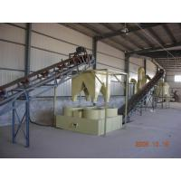 China Cow Manure Organic Fertilizer Production Line With Grinding, Mixing System HKJ40F wholesale