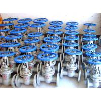 China High Pressure Cast Steel Gate Valve With Butt Welding End ANSI / ASME B16.25 wholesale
