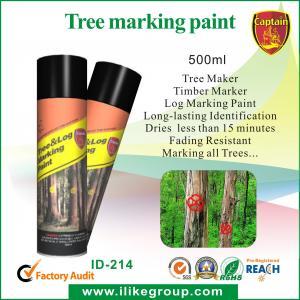 Buy cheap Haut marqueur réfléchi d'arbre, couleurs de peinture de jet d'inscription d'arbre pour des meubles from wholesalers