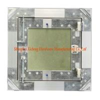 China Plastic Hook Flush Ceiling Access Panel Suspended Ceiling With Pin Hinge on sale
