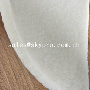 China Anti-slip white natural rubber sheet crepe sheet for shoe sole wholesale