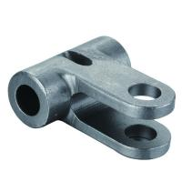 China custom made clamp1025 carbon steel investment casting parts silicon casting wholesale