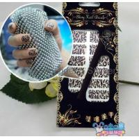China nail decals / nail stickers wholesale
