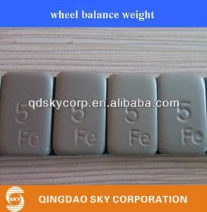 China Adhesive Wheel weight wheel balance weight wholesale