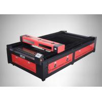 Buy cheap CE / ISO  60W CO2 Laser Engraving Machiner Black For Fabric Textile Black from wholesalers