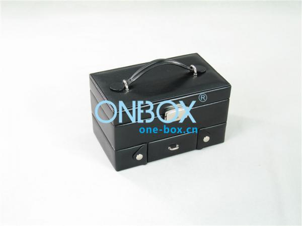 Quality Elegant Handicraft Jewelry Luxury Packaging Boxes For Women for sale