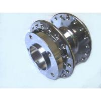 China custom CNC Motorcycle Parts made from aluminum with polished surface treatment wholesale
