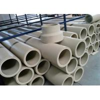 China Chemical Liquid Transport PPH Pipe Advanced Polypropylene Long Life on sale