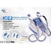China 3000W High Power E-Ligth Ipl Freeze Painless Ipl Hair Removal Machine wholesale
