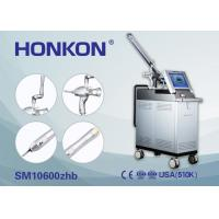 China Health  10600nm Co2 Fractional Laser Vaginal Skin Tightening Machine on sale