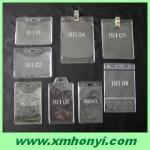 China pvc badge tag holder,id name card holder wholesale