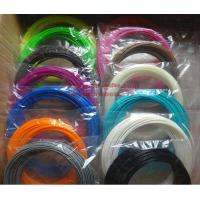 China 3D Pen Filament ABS/PLA 1.75mm Plastic Rubber Printing Material For 3D Printer Pen Filament on sale