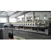 China 20 Head Used SWF Embroidery Machine Second Hand Embroidery Machines wholesale