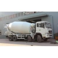 China 6x4 SINOTRUK concrete truck mixer 8cbm to 12cbm wholesale