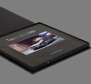 Buy cheap Cartões video novos do folheto do LCD para o jogador da propaganda de Digitas das apresentações com sensor from wholesalers