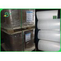 China Food Grade High Temperature Resistance 45 & 50gram MG White Kraft Paper In Roll wholesale