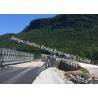 China Single Lane Steel Truss Bridge Delta Bridging Solution Full Highway Loading Capability wholesale