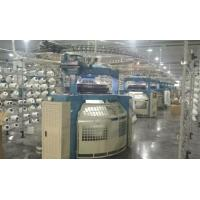 China 2+4 Tracks Double Jersey Knitting Machine Made Of High Density Gray Iron Alloy on sale