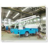 China Truck Mounted 16m Aerial Work Platforms woith Water tanker High Performance Whtsp:+8615271357675 wholesale