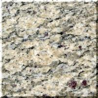 China Santa cecilia dark yellow granite stone tile slabs with Polished , Flamed , Honed Surface wholesale