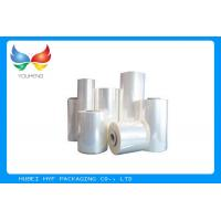 China 78% Clear BOPETG Thermal Heat Activated Shrink Film For Shrink Sleeve Applications wholesale
