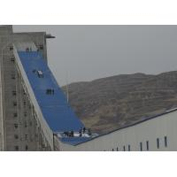China Pre Engineered Belt Conveyor Structure Ready Made Steel Structures For Cement Plant wholesale