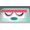 China MSDS Fashion Natural Handmade False Eyelashes For Small Eyes , Perfect Fake Eyelashes wholesale
