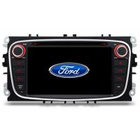 7 FORD Focus MONDEO Android 9.0  GPS radio Navigation IPS Screen Support Steering Wheel Control FOD-7618GDA(Black)