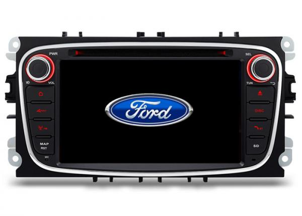 """Quality 7"""" FORD Focus MONDEO Android 9.0  GPS radio Navigation IPS Screen Support Steering Wheel Control FOD-7618GDA(Black) for sale"""