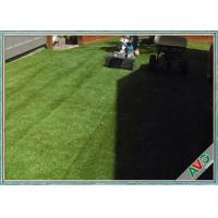 China Multi functional Garden Artificial Turf / Fake Grass For Playground Decoration wholesale
