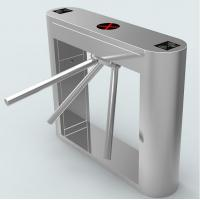 China Electronic Access Control Rfid Turnstile Barrier With Smart Card on sale