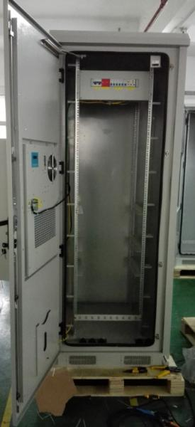 Quality DDTE068:Outdoor Telecom Shelter ,With Air Conditioning,PDU,For Telecom Base Station,IP55 for sale