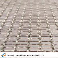 China Stainless Steel Architectural Mesh|AISI 304 or 316 Woven Wire Mesh wholesale