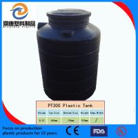 China 30000 liter water storage tank/plastic cone tank/PE water tank for water treatment machine wholesale