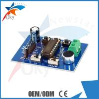 China module for Arduino ISD1820 Recording Module Voice Module , Telediphone Module Board With Microphones wholesale