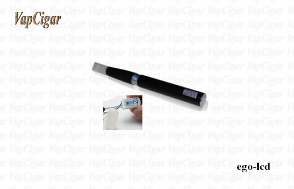 Quality Healthy Pure Taste Ego LCD E Cigarette Vapor E Cig 600 - 1100 Puffs for sale