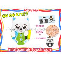 Kitty Eggs Girls Novelty Candy Toys Boys Funny Candies / Candy Gifts For Kids
