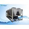 China Refrigerador de agua comercial de la eficacia alta con el líquido refrigerador cargado modo de la refrigeración por aire R134A wholesale